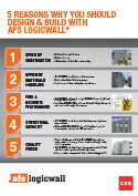 AFS Logicwall® Benefits Flyer